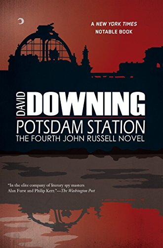 David Downing Potsdam Station A John Russell Wwii Thriller