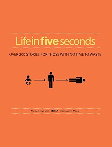 Matteo Civaschi Life In Five Seconds Over 200 Stories For Those With No Time To Waste