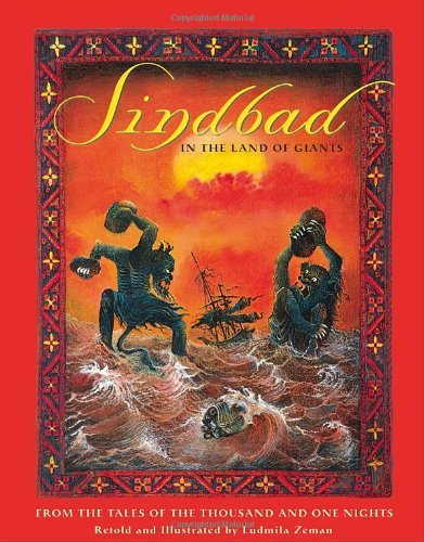 Ludmila Zeman Sindbad In The Land Of Giants