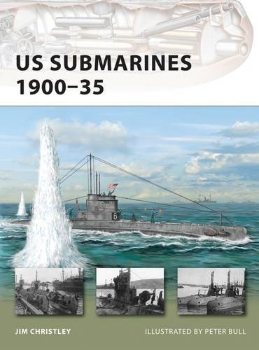 Jim Christley Us Submarines 1900 35