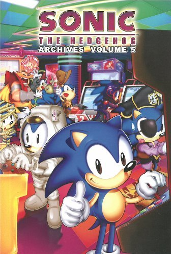 Various Sonic The Hedgehog Archives 5