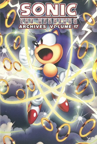 Ian Flynn Sonic The Hedgehog Archives Volume 17