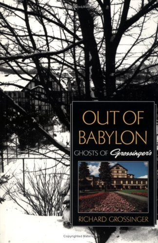 Richard Grossinger Out Of Babylon