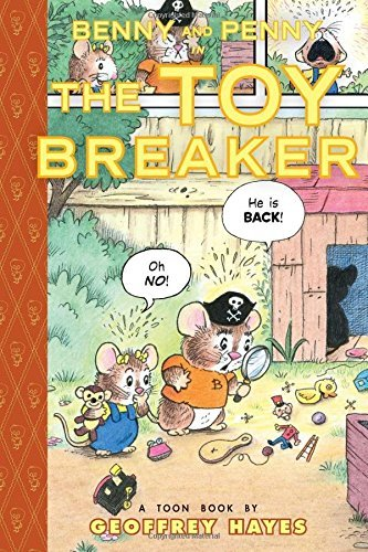 Geoffrey Hayes Benny And Penny In The Toy Breaker