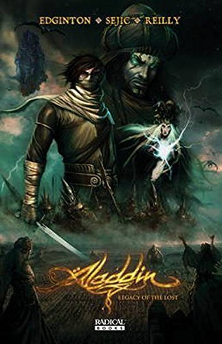 Ian Edgington Aladdin Volume 1 Legacy Of The Lost