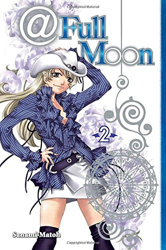 Sanami Matoh At Full Moon Volume 2