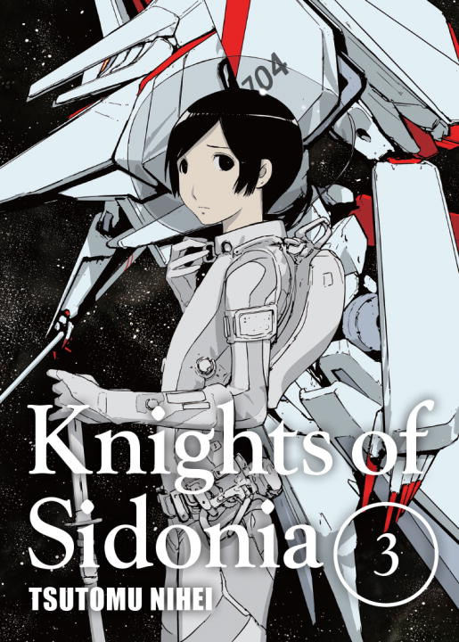 Tsutomu Nihei Knights Of Sidonia Volume 3