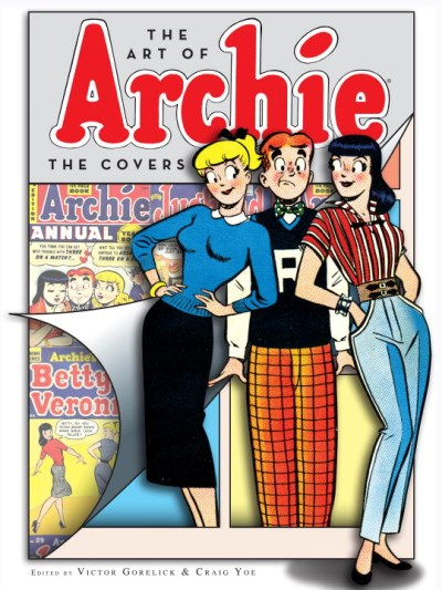 Victor Gorelick The Art Of Archie The Covers