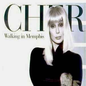 Cher Walking In Memphis