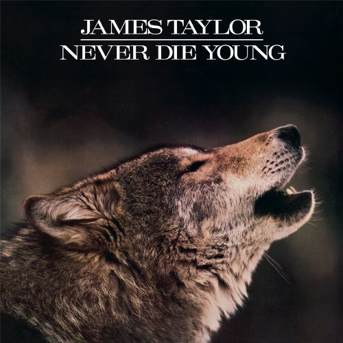 James Taylor Never Die Young 180gm Vinyl