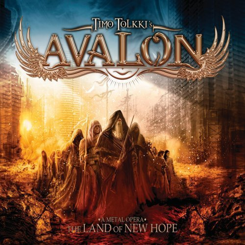Timo Tolkki's Avalon Land Of New Hope