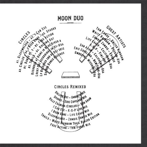 Moon Duo Circles Remixed