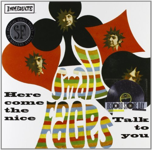 Small Faces Here Comes The Nice 7' (us Ver 7 Inch Single Lmtd Ed.