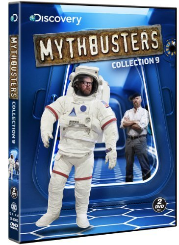 Mythbusters Collection 9 DVD