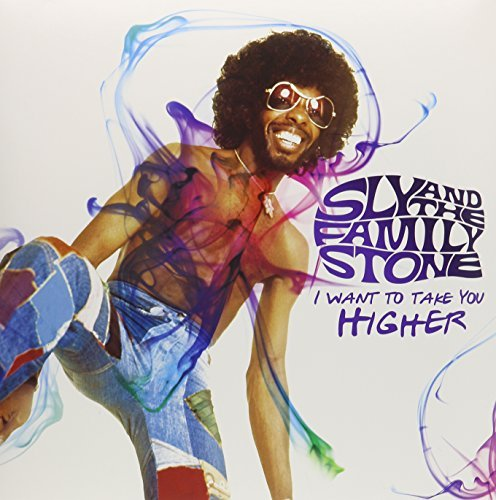 Sly & The Family Stone I Want To Take You Higher 10 Inch Vinyl