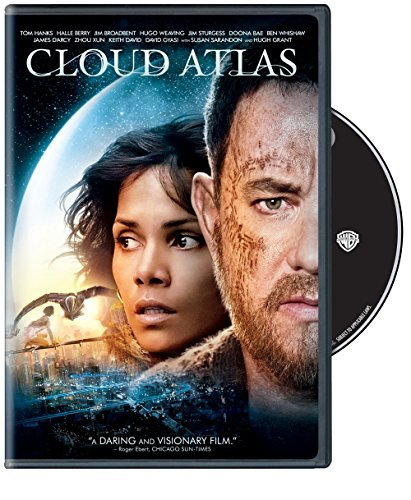 Cloud Atlas Hanks Berry DVD R