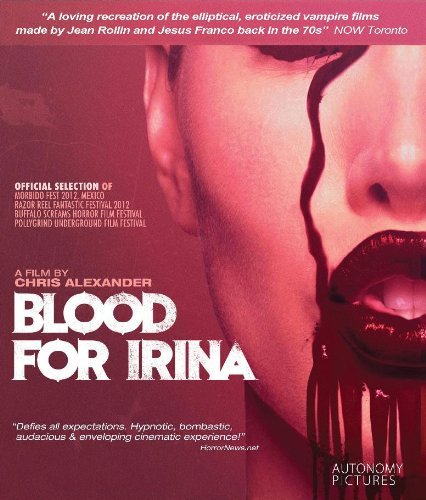 Blood For Irina Blood For Irina Blu Ray Ws Nr Incl DVD