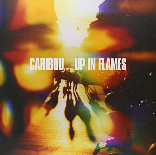 Caribou Up In Flames Lp CD