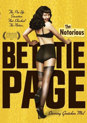 Notorious Bettie Page Notorious Bettie Page Made On Demand R