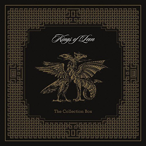 Kings Of Leon Complete Albums Collection 5 CD 1 DVD