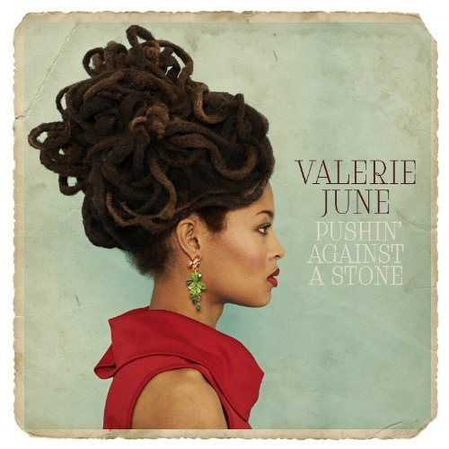 Valerie June Pushin' Against A Stone Import Eu Incl. Bonus Track