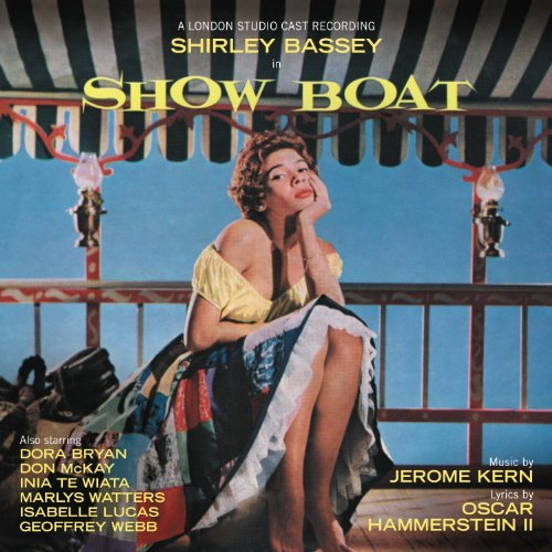 Cast Recording Show Boat