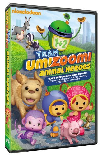 Animal Heroes Team Umizoomi Nr