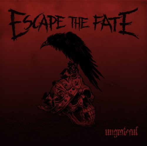 Escape The Fate Ungrateful Explicit Version Deluxe Ed. Incl. DVD