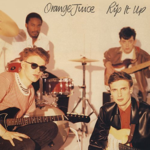 Orange Juice Rip It Up Incl. Digital Download
