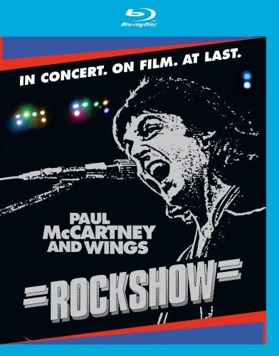 Paul & Wings Mccartney Rockshow Blu Ray Nr
