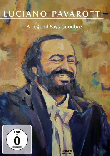 Luciano Pavarotti Legendsays Goodbye Nr