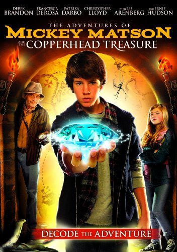 Adventures Of Mickey Matson & Copperhead Treasure Lloyd Hudson Arenberg Brandon Lloyd Hudson Arenberg Brandon