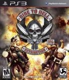 Ps3 Ride To Hell Retribution Square Enix Llc M