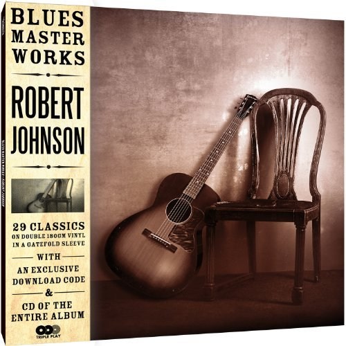 Robert Johnson 28 Classics 2 Lp