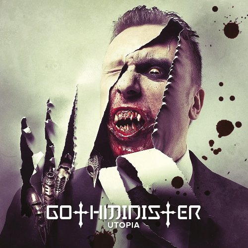 Gothminister Utopia Explicit Version Incl. DVD