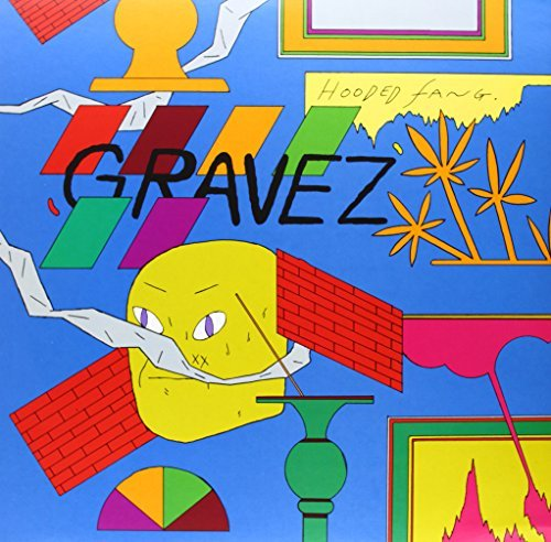 Hooded Fang Gravez 2 Lp