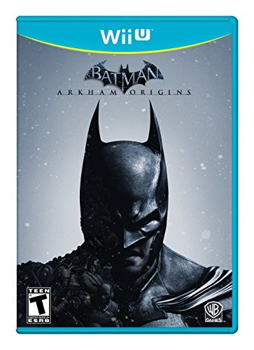 Wii U Batman Arkham Origins Whv Games