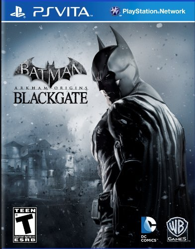 Playstation Vita Batman Arkham Origins Whv Games