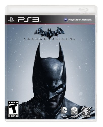 Ps3 Batman Arkham Origins Whv Games T