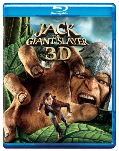Jack The Giant Slayer 3d Hoult Tucci Nighy Mcgregor Blu Ray Ws 3d Pg13 DVD Uv