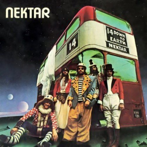 Nektar Down To Earth