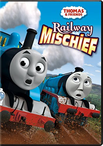 Thomas & Friends Railway Mischief DVD Nr