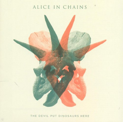 Alice In Chains Devil Put Dinosaurs Here