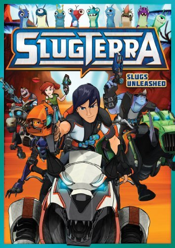 Slugterra Slugs Unleashed DVD Nr Ws