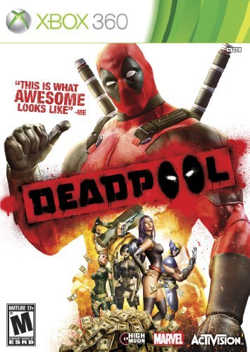 Xbox 360 Deadpool Activision Inc. M