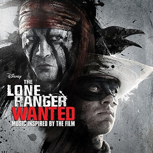 Various Artists Lone Ranger Wanted Muic Inspi