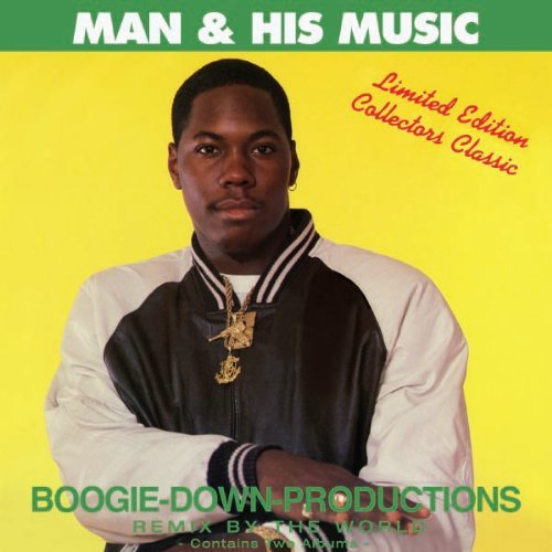 Boogie Down Productions Man & His Music