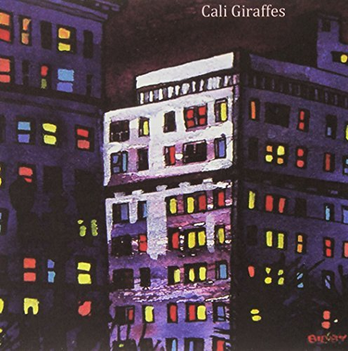 Cali Giraffes All My Life 7 Inch Single