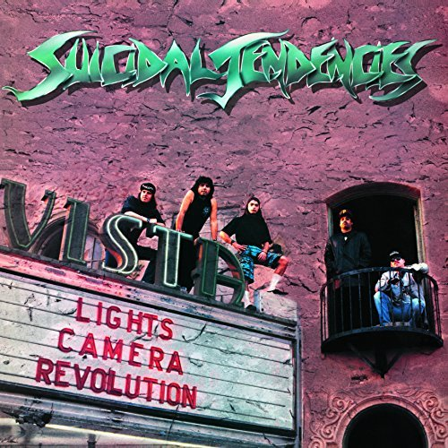 Suicidal Tendencies Lights Camera Revolution Import Eu