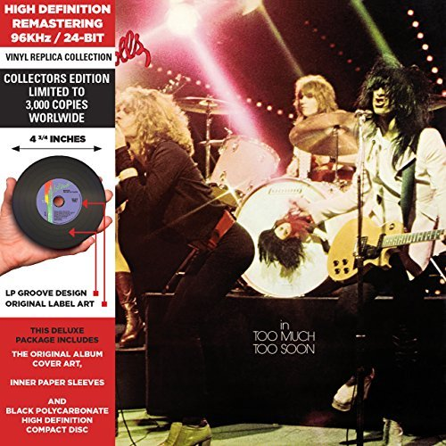New York Dolls Too Much Too Soon Remastered Lmtd Ed.